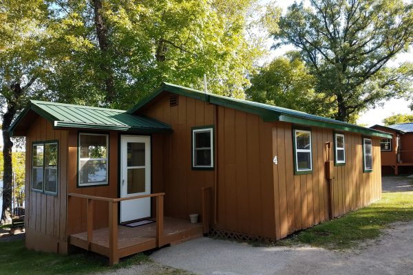 Cabin 4 – 2 Bedroom